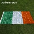 Бесплатная доставка, флаг aerlxemrbrae, Флаг Ирландии 90*150 см/3*5 футов, большой висячий Флаг Ирландии Eire, флаг страны