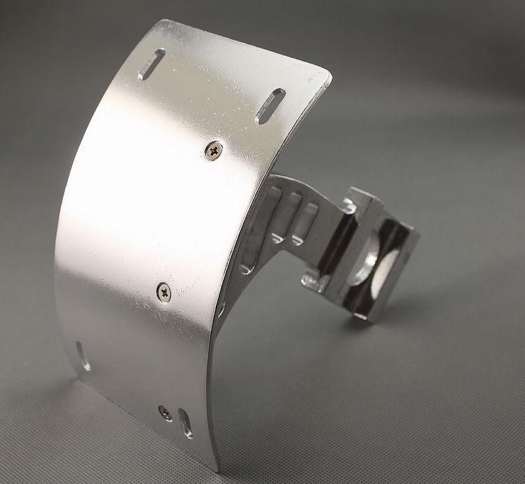 Мото изогнутый маятник тег средства перемещения пластины Кронштейн для Сузуки ТЛ 1000р мотоцикл TL1000R 1998 1999 2000 2001 2002 2003