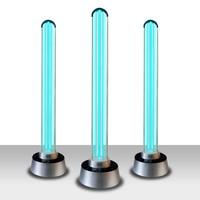 150W UV disinfection quartz lamp sterilizer high power portable mite remote control UVC ozone home ultraviolet lamp