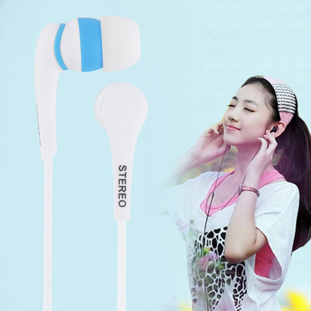 ky-30 1.2m Colorful 3.5mm In-ear Stereo Earbuds Earphone Headset Without MIC For iphone for Smart Phones MP3 MP4 mllse anime fairy tail cartoon in ear earphone portable aux wired stereo earbuds sport mic headset for iphone samsung xiaomi mp3