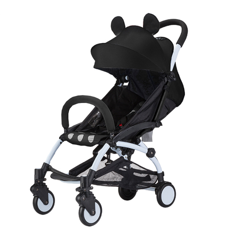 Baby umbrella stroller 1s fold baby carriage newborn for Mercedes benz baby pram