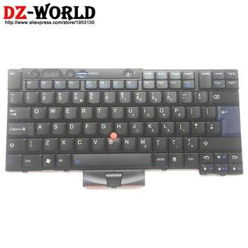 New Original UK English Keyboard for Lenovo Thinkpad T510 T510i T520 T520i W510 W520 Teclado 45N2170 45N2135 45N2100 45N2240