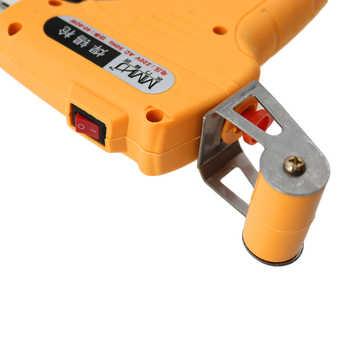 220V 60W Portable Gun Welding Tool EU Automatic Feeding Tin Electric Iron Gun(Equipped With Euro Plug Converter)