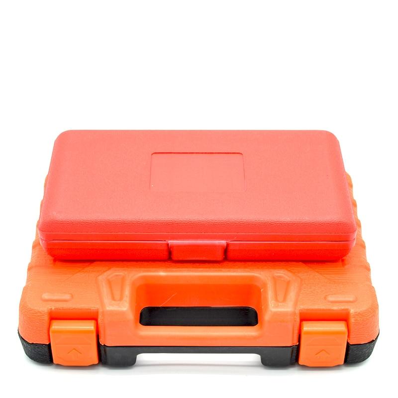 Купить с кэшбэком 2018 Real Rushed Ferramentas 46pcs 1/4-inch Sleeve Socket Set Car Repair Tool Ratchet Combination Bit A Of Keys Chrome Vanadium