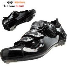 TIEBAO Road Cycling Shoes Bike Bicycle Shoes Men sneakers Women Ultralight Non-slip zapatillas deportivas mujer Sport Sneakers