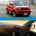 Dashmats car-styling accesorios tablero de instrumentos cubierta para suzuki jimny Ancho de Sierra 4*4 JB23 JB33 JB43 JB53 1998 2000 2003 2005 2016