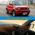 dashmats car-styling accessories dashboard cover for suzuki jimny  Wide  Sierra 4*4 JB23 JB33 JB43 JB53 1998 2000 2003 2005 2016