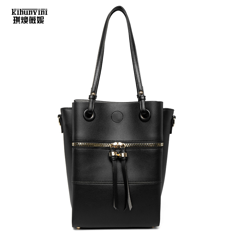 Fashion Women Leather Tote Bag High Quality Heavy Duty Pu Handbag Luxury Designer Hand Bags Female Purse Shoulder Bag Bolsa 2018 miwind 2017 new women handbag pu leather female bags fashion shoulder bag high quality 6 piece set designer brand bolsa feminina