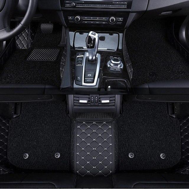 car floor mat carpet rug ground mats for dodge journey Fiat freemont MG zs GT 3 6 GS 2018 2017 2016 2015 2014 2013 2012