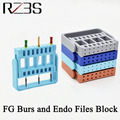 5 pieces/lot 32 holes endo block for dental FG 1.6mm bur and endodontic files Protaper 135 degree sterilization avalibale