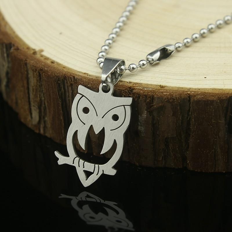 1pcs Besplatna dostava Muški nakit Sova Pribor Tidal Current Muški - Modni nakit - Foto 6