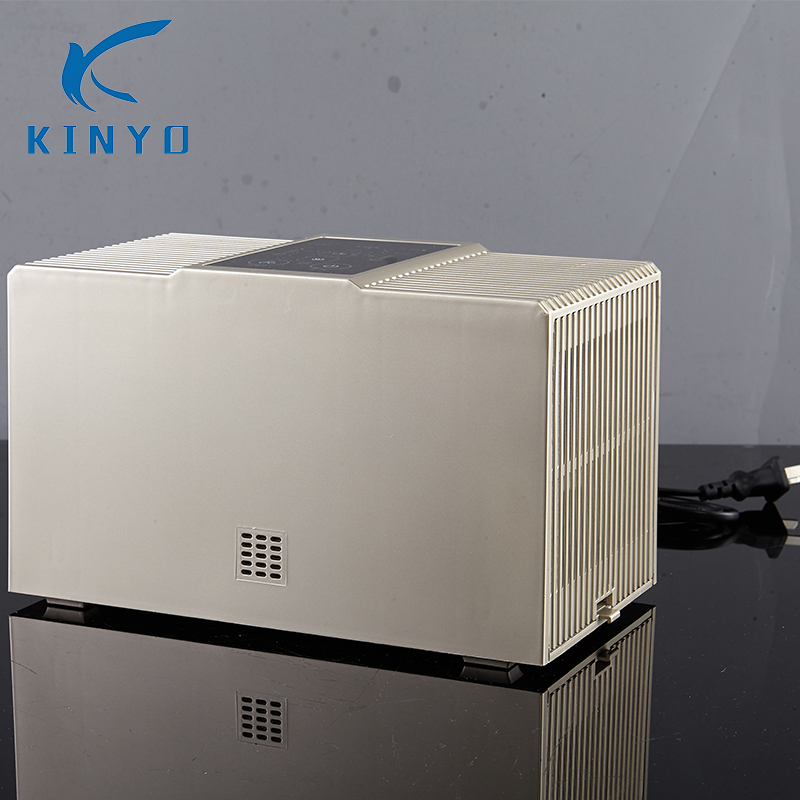 2018 KY HPA 19 HEPA Air Purifier Double fan Double filter High sensitivity air quality sensor Aromatherapy tank at the bottom