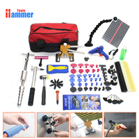 Slide hammer Paintless Dent Repair Tools Dent Removal Dent Puller Tabs Dent Lifter Hand Tool Set Tool kit
