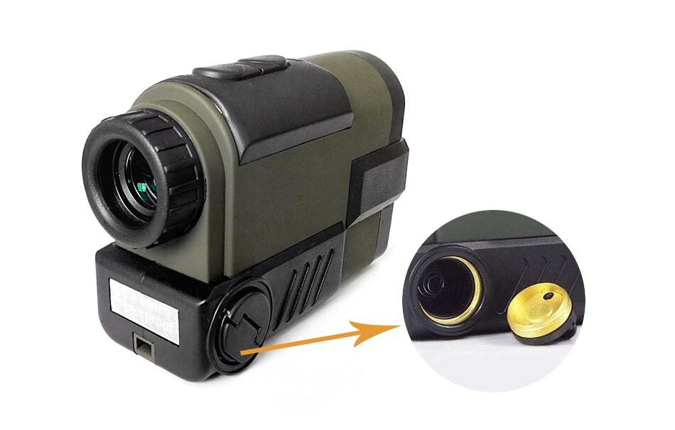 Infrarot Entfernungsmesser Jagd : Mt jagd laser entfernungsmesser monokulare wasserdichte