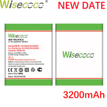 Wisecoco BV2000 3200mAh New Powerful Battery For Blackview BV2000S Series Phone Replacement + Tracking Number