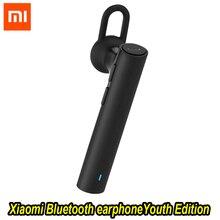 100% Xiaomi Bluetooth Jeugd Editie Oortelefoon Headset Bluetooth 5.0 Xiaomi Mi LYEJ02LM Oortelefoon Build In Mic Handenvrij