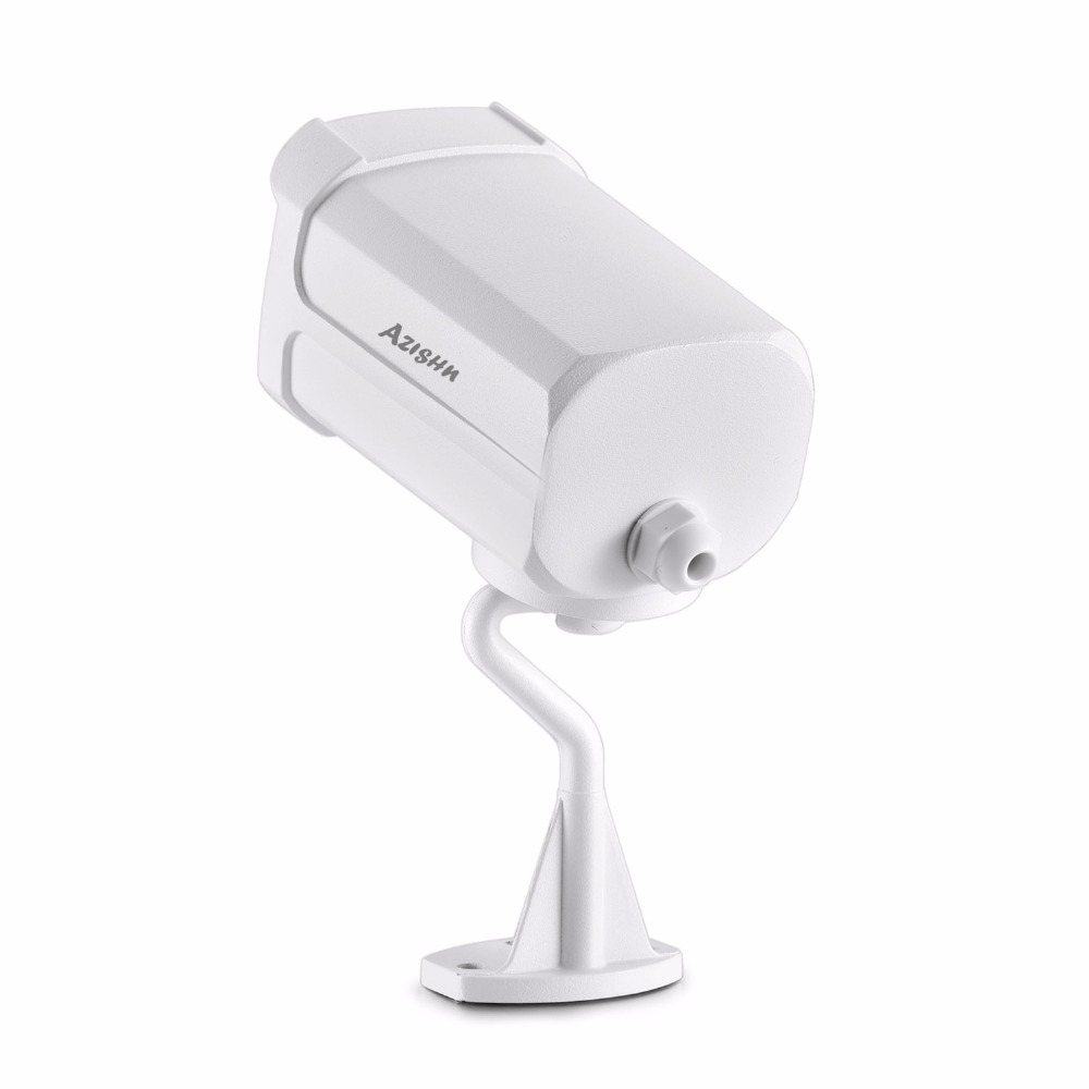 AZISHN HD 3.0MP 1080P 2.0MP Security IP Camera Outdoor Metal Onvif IR Night Vision Bullet Surveillance Camera