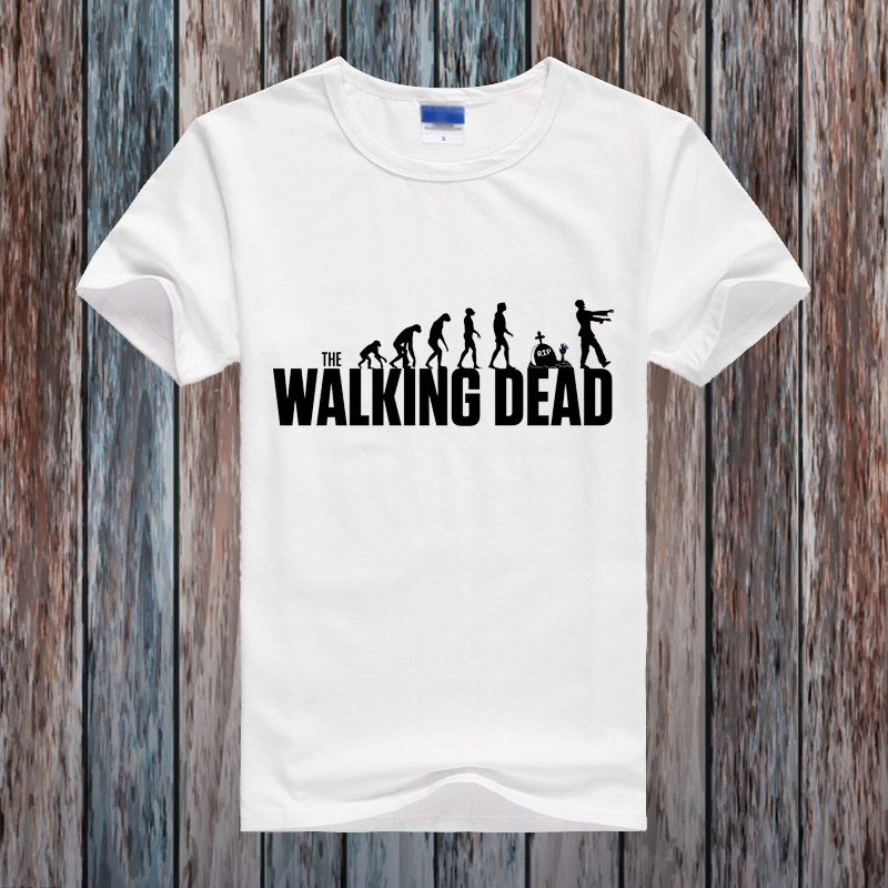 Online Get Cheap Walking Dead Tee Shirts -Aliexpress.com | Alibaba ...