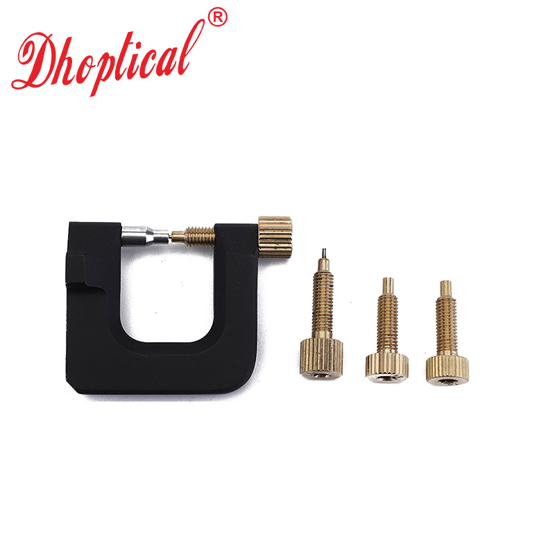 free shipping Professional Optical Eyeglasses Screw Extractor Puller Glasses Broken Screw Removal Remover Tool Set