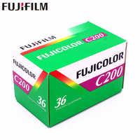 1 Rolle Fujifilm Fujicolor C200 Farbe 35mm Film 36 Exposition 135 Format Holga 135 BC Lomo