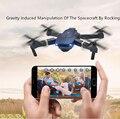Reise Kamera Selfile RC Tasche Drone JY 019 Mini Folding Drone WIFI FPV Mit 2MP Weitwinkel Kamera Hohe Halten Modus VS DJI Mavic-in Drohnenfilter aus Verbraucherelektronik bei
