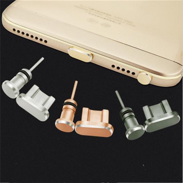 Protectores de suciedad para puerto USB y Jack 3