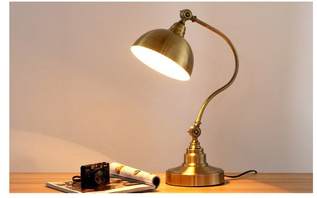 Vince Table Lamp Base In Gold Gold Table Lamps Glass And Gold – Gold Desk Lamps