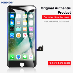 Image 2 - NOHON LCD Display For iPhone X 7 6 6S 8 Plus pantalla Screen Display 3D Touch Digitizer Assembly Replacement Phone LCDs AAAA++