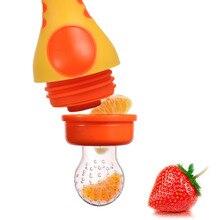 Newborn Fruits Vegetable Nipple Pacifier