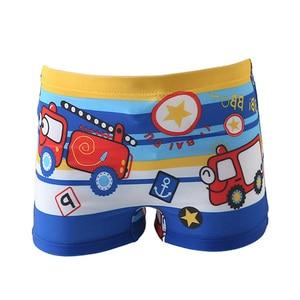 2019 плавки для маленьких мальчиков, купальный костюм с мультяшным принтом, детские шорты для плавания, детская пляжная одежда для плавания, ш...