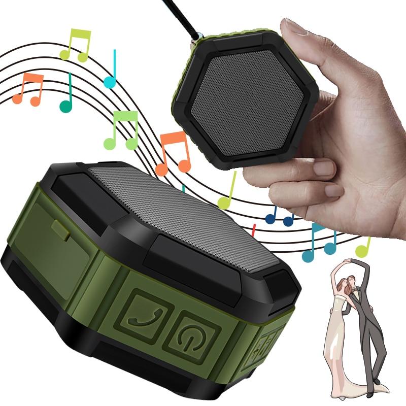 Wireless Speaker Waterproof Portable Outdoor Bluetooth Speaker Soundbar Boombox Subwoofer music center Loudspeaker for xiaomi in Portable Speakers from Consumer Electronics