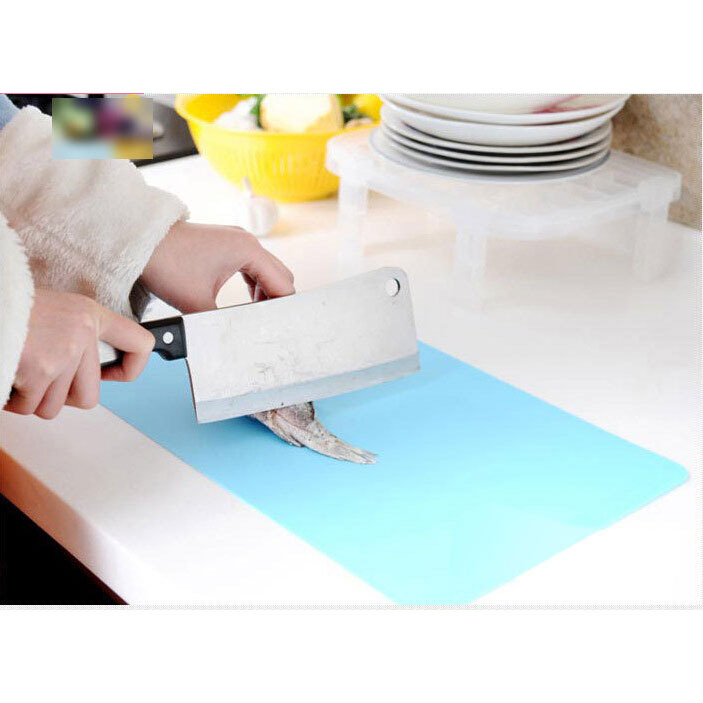 Chopping Block Flexible Plastic Cutting Board Antibiotic Kitchen Utensils Chopping Board Top Quality
