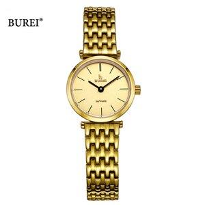 Image 4 - Relogio Feminino BUREI Brand Women Fashion Watches Ladies Luxury Waterproof Crystal Sapphire Quartz Wristwatch Reloj Mujer 2020