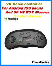New Original VR Shinecon Bluetooth Remote Controller Wireless Gamepads Mouse Selfie Shutter 3D Game for Smartphone Tablet TV BOX