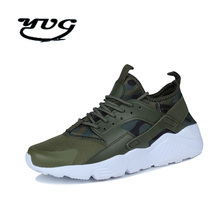 Chaussures homme Sport Chaussures de Course Pas Cher 2017 Marque Sneakers Blanc Chaussures Zapatillas Hombre Deportiva Respirant Masculino Esportivo(China)