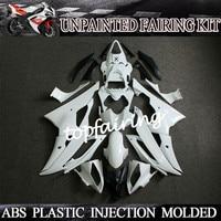 ZXMT Unpainted Fairing Kit Bodywork For Yamaha YZF R6 2008 2016 09 10 11 12 13 14 15 UV light curing paint