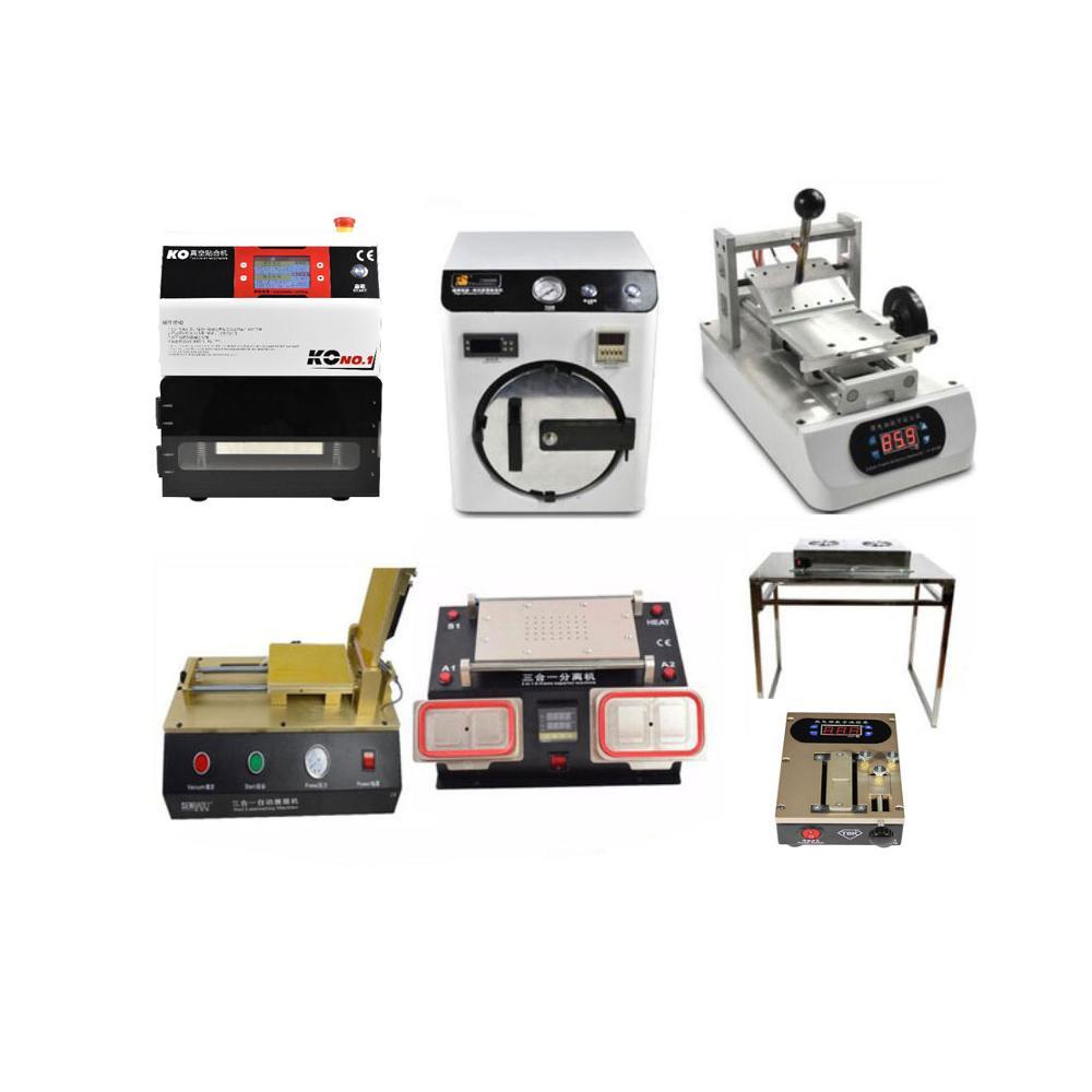 7inch Classical KO No.1 Universal OCA Vacuum Laminator + Autoclave Bubble Remove LCD Screen Press Machine need vacum pump