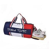 Heymister Men handbag Travel Bag Waterproof canvas Large Capacity Travel Duffle Multifunction Tote Casual Crossbody Bags