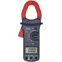 Typ Zacisku Urijk amperomierz Cyfrowy zacisk uniwersalny miernik Prądu Metrów DT201 Instrumenty Elektryczne narzędzia measure