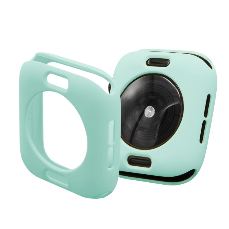 Soft Silicone Case for Apple Watch 56