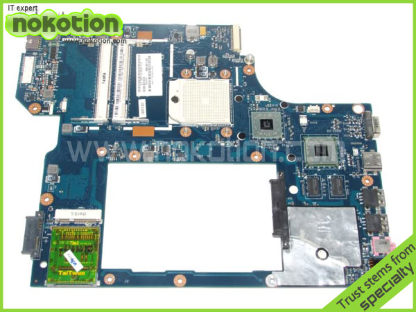 NOKOTION MBNAL00002 ORIGINAL LAPTOP MOTHERBOARD For ACER 5534 5538 LA-5401P NAL00 MOTHER BOARD FULL TESTED цепочка карабин victorinox хромированная