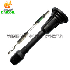 Image 5 - 4 PCS IGNITION COIL BOOTS WITH RESISTANCE CONNECT PLUG FOR INFINITI FX50 NISSAN JUKE MICRA IV QASHQAI X TRAIL RENAULT 22448JA00C