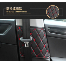 Auto Cintura di Sicurezza Pad di Protezione Crash Zerbino Per Skoda Kodiaq 2017 2018 Car Styling Accessori per Interni Auto