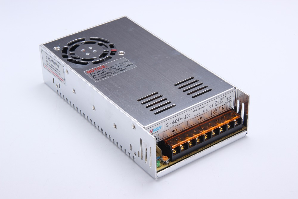 цена на 400W Switching Switch Power Supply Driver for LED Strip Light DC 12V 33A