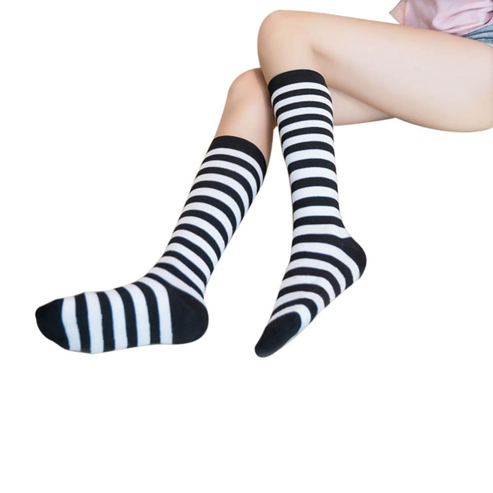 Sexy fashion women stockings japanese thigh high knee fishnet leg warmers christmas boot toppers girls bodystocking halloween
