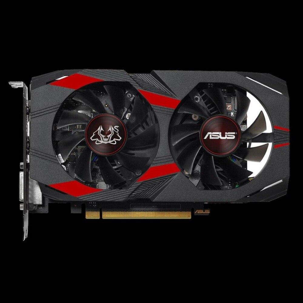 ASUS ROG Strix GeForce GTX 1050 Ti 4 GB GDDR5 édition avancée VR prêt DP HDMI DVI carte graphique de jeu