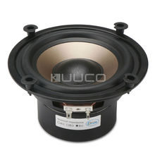 5 25 inch 8 ohms Shocking Audio Bass Loudspeaker Subwoofer Speaker 40W Double magnetic Speaker for