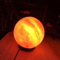 bedroom lava lamp USB Crystal Light natural himalayan salt lamp led Lamp Air Purifier Mood Creator Indoor warm light table lamp