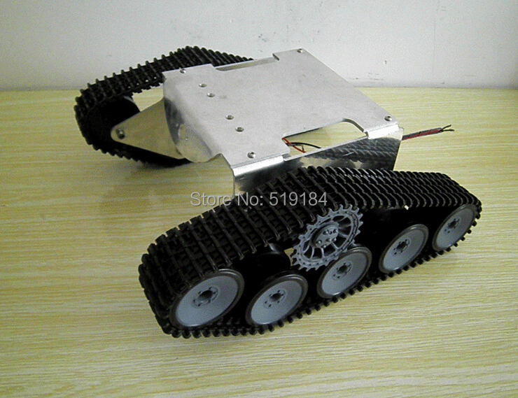цены ROT-3 Special tracked vehicle chassis SUV robot tanks