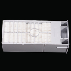 Waste Ink Tank For EPSON Pro 7900 9900 7890 9890 7910 9910 7908 990811880 Maintenance Tank With Chip